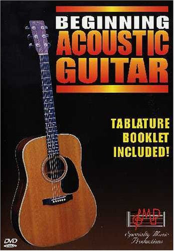 Beginning Acoustic Guitar, DVD