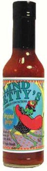 Blind Betty's Original Hot Sauce - 5 Fl. Oz.