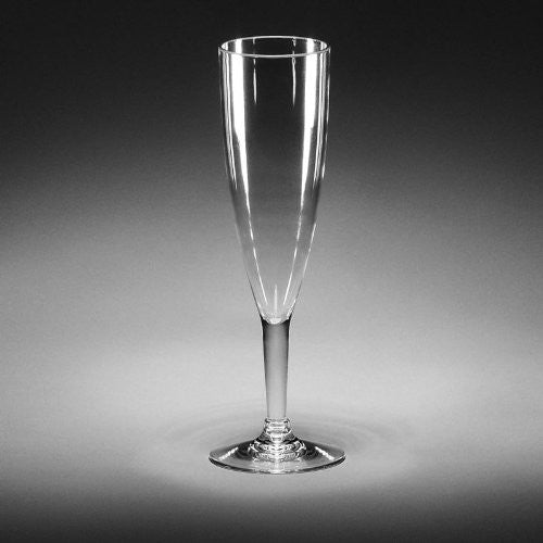 FOREVER Polycarbonate 6 oz. Champagne Flute
