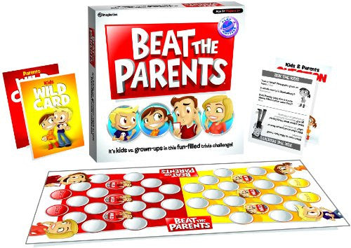 BOARD GAME BEAT THE PARENTS