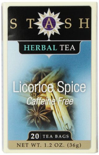 Specialty Tea Licorice Spice 20 Bags