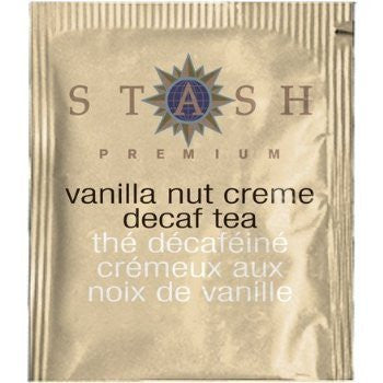 Specialty Tea Vanilla Nut Creme Decaf 18 Bags
