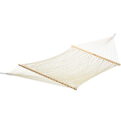 Deluxe Original Cotton Rope Hammock
