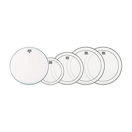 Coated Pinstripe Power ProPack Drumheads