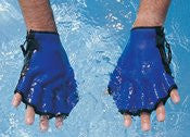 Water Gear All-Neoprene Fingerless Force Gloves - XS