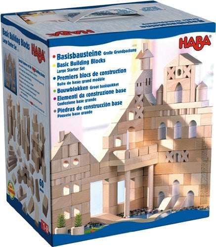 Basic Building Blocks Large Starter Set
