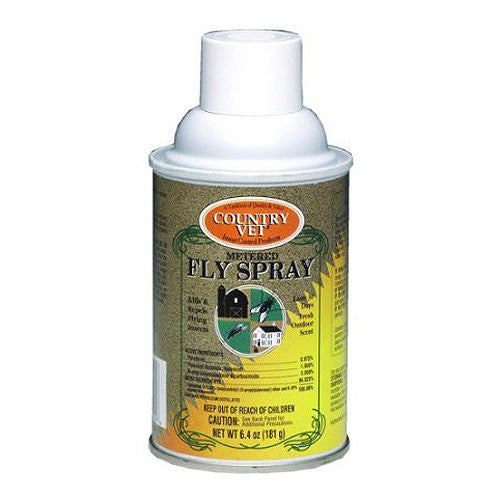 Metered Fly Spray, 0.975% Pyrethrins 6.4 oz.