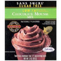 Low Fat Chocolate Mousse Mix 3.0 OZ