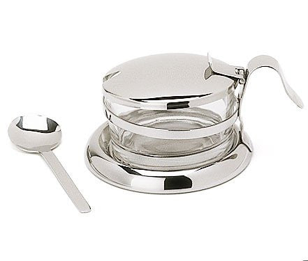 Fox Run Stainless Steel Cheese/Condiment Server