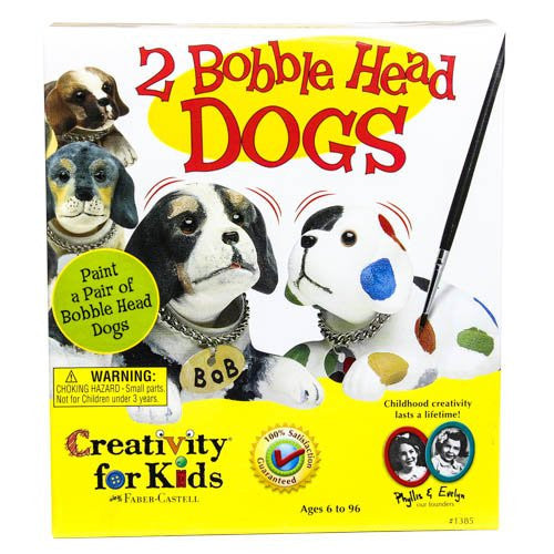 BOBBLEHEAD DOGS TWO