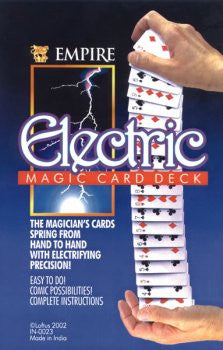 Electric Card Deck