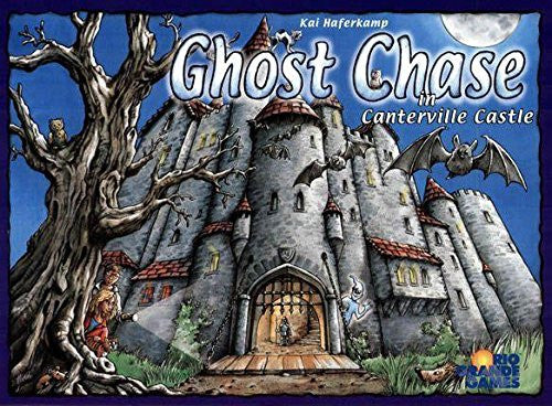 Rio Grande Games Ghost Chase