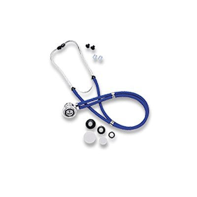 Sprague Rappaport Style Stethoscope (Blue)