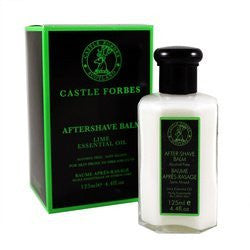 Castle Forbes Lime Essential Oil Aftershave Balm 4.4oz