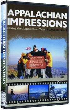 APPALACHIAN IMPRESSIONS 2 DVDS