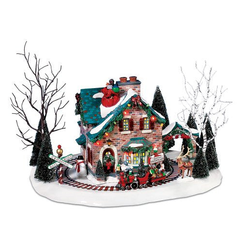 Department 56 Santas Wonderland House