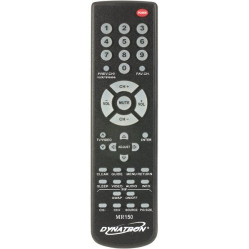 Dyntaron Miracle Remote Replacement for Mitsubishi TV