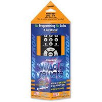 Dyntaron Miracle Remote Replacement for JVC TV