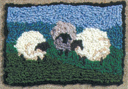 Traditional Rug Hooking Kit