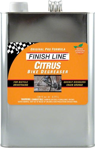 FINISH LINE CITRUS DEGREASER 1 GALLON JUG