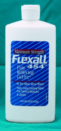 Maximum Strength Flexall 454, 16oz