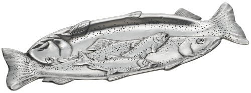 TROUT OBLONG TRAY