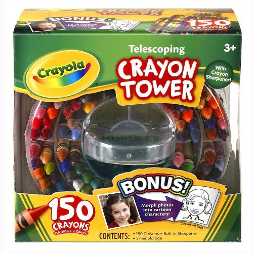 TELESCOPING CRAYON TOWER (6)