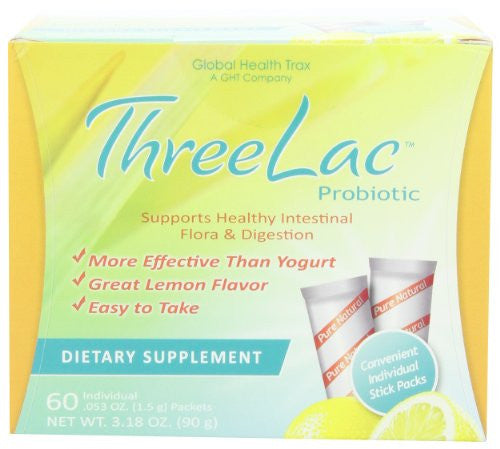 ThreeLac Probiotic 60 packets