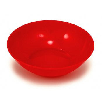 "CASCADIAN BOWL 6"" RED"