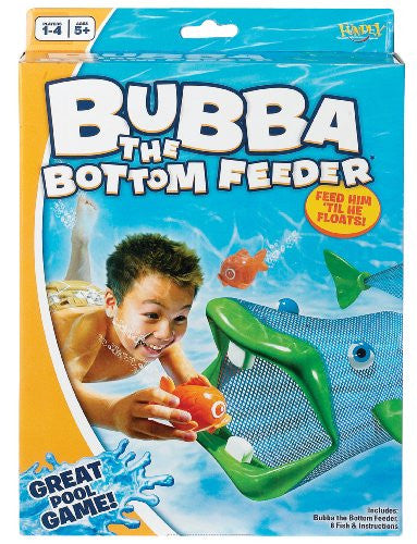 Bubba the Bottom Feeder