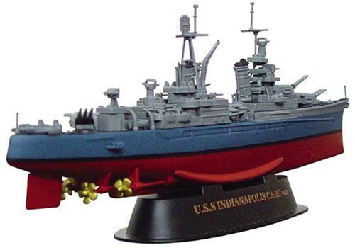 Gearbox Military Classics - USS Indianapolis Battleship (1/700 scale diecast model)