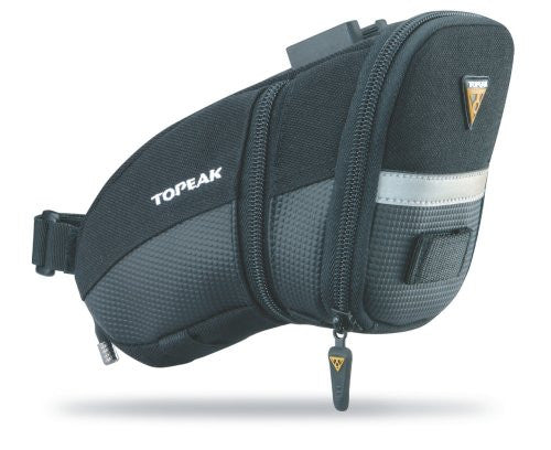 TOPEAK AERO WEDGE PACK MEDIUM w/ FIXER