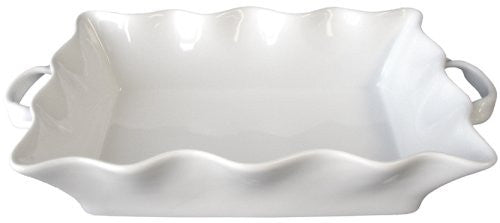 Wavy 15-inch, 96 oz. Rectangular Baker