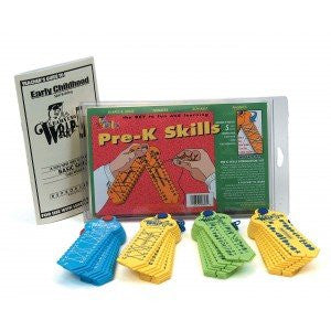 Learning Wrap-Ups Pre-K Skills