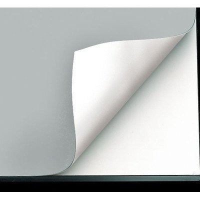 Vyco Board Cover Sheeting in Gray Color (72 in. L x 43.5 in. W)