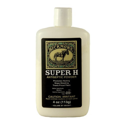 Super H Antiseptic Powder 4oz