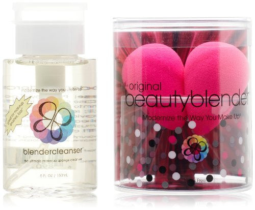"""The Original"" Beautyblender double + cleanser kit"