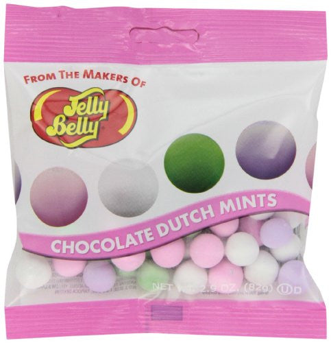 Chocolate Dutch Mints® - Assorted - 2.9 oz