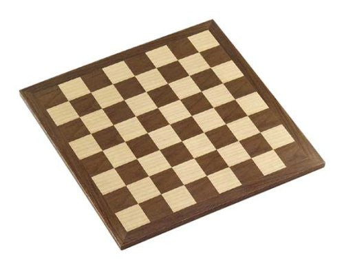 16LN. WALLNUT CHESSBOARD