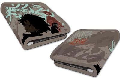 Samurai Champloo CD/DVD Holder