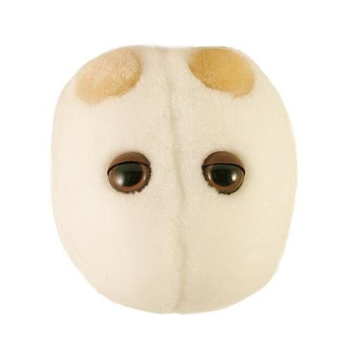 Giant Microbes Beer & Bread (Saccharomyces cerevisiae) Plush Toy
