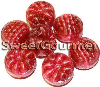FILLED CANDY RASPBERRY