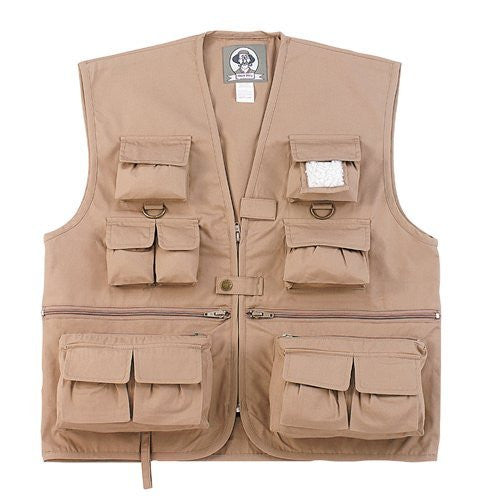 Khaki Kids Uncle Milty's Travel Vest - Small