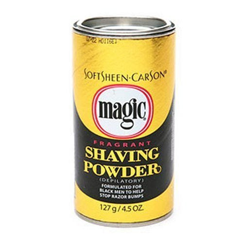 Magic Shave Powder Gold - 4.5oz