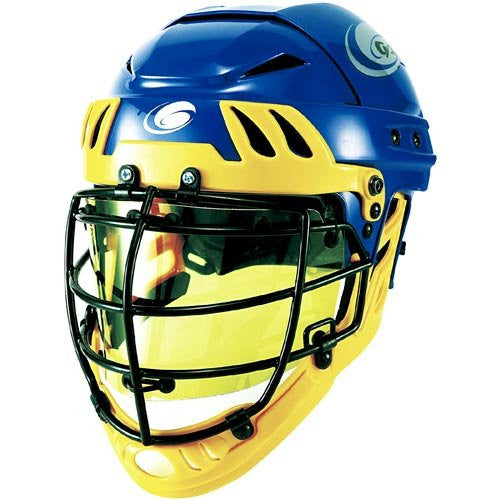MEN'S LACROSSE EYE SHIELD - Amber