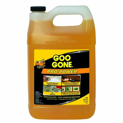 Goo Gone Pro Power, 1 Gallon