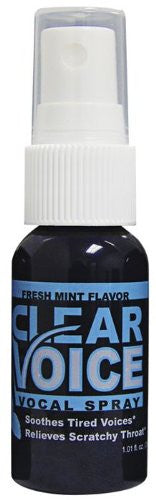 Clear Voice Vocal Spray Fresh Mint