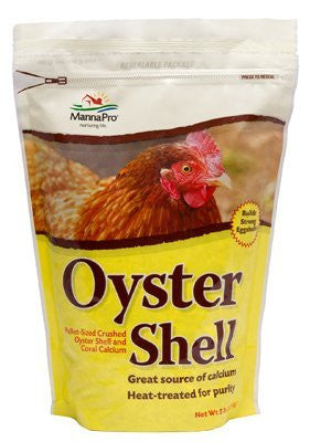 Oyster Shell, 5-Pound