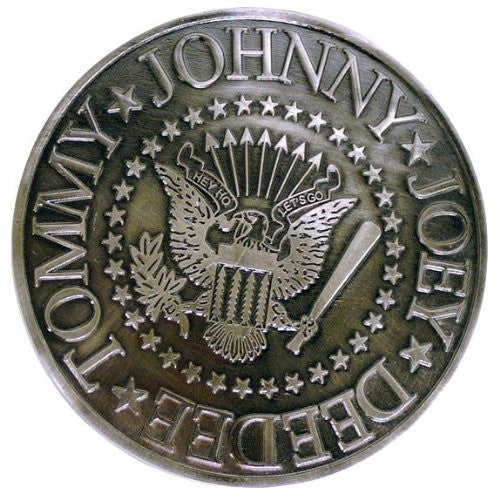 Ramones Seal Belt Buckle