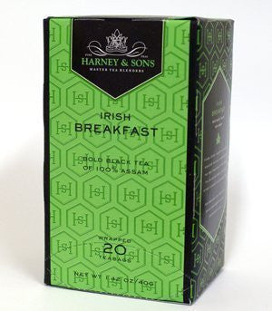 Premium Irish Breakfast - 20 tea bag box